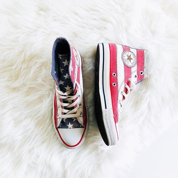 Converse Shoes - Converse Chuck Taylor Americana High Tops 5ee371402